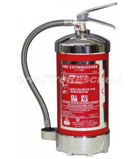 PII FIRE EXTINGUISHER FOAM AFFF 6 L CROM SERIES