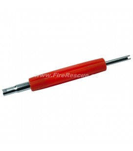 TIRE VALVE SCREWDRIVER
